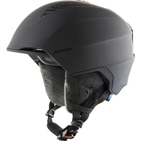 Alpina Grand Lavalan Ski Helmet, black matt